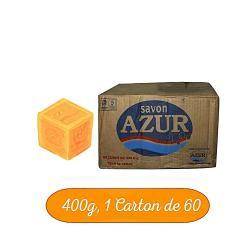 carton savon Azur