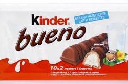 CHOCO KINDER BUENO 43G