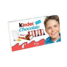 CHOCO KINDER 100G