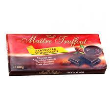 CHOCOLAT MAITRE TRUFFOUT BLANC 100G