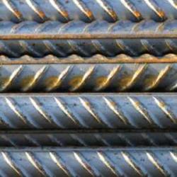 fer à béton de diamètre.12mm Longueur.6m  par bars