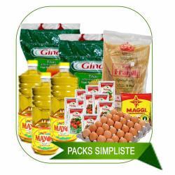 pack simpliste