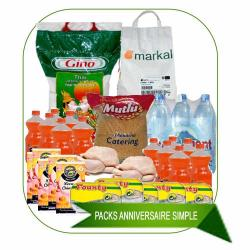 pack anniversaire simple