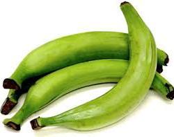 le  Banane plantain