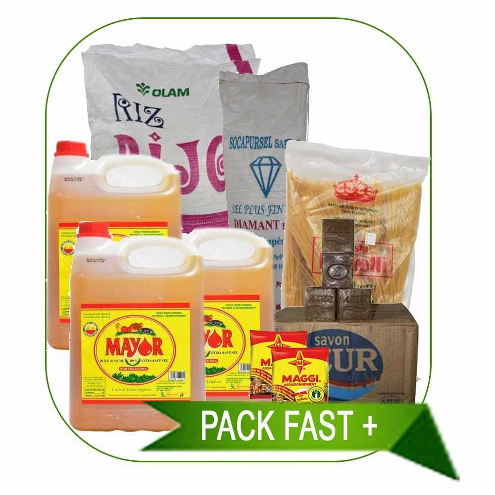 Pack fast plus
